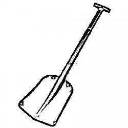 Lavinová lopata